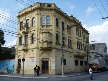 Prédio Antigo – Rua Uruguaiana, 359