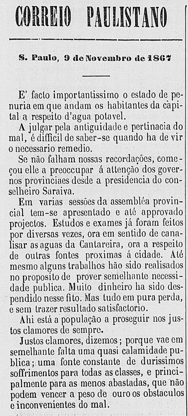 Divulgação / Correio Paulistano