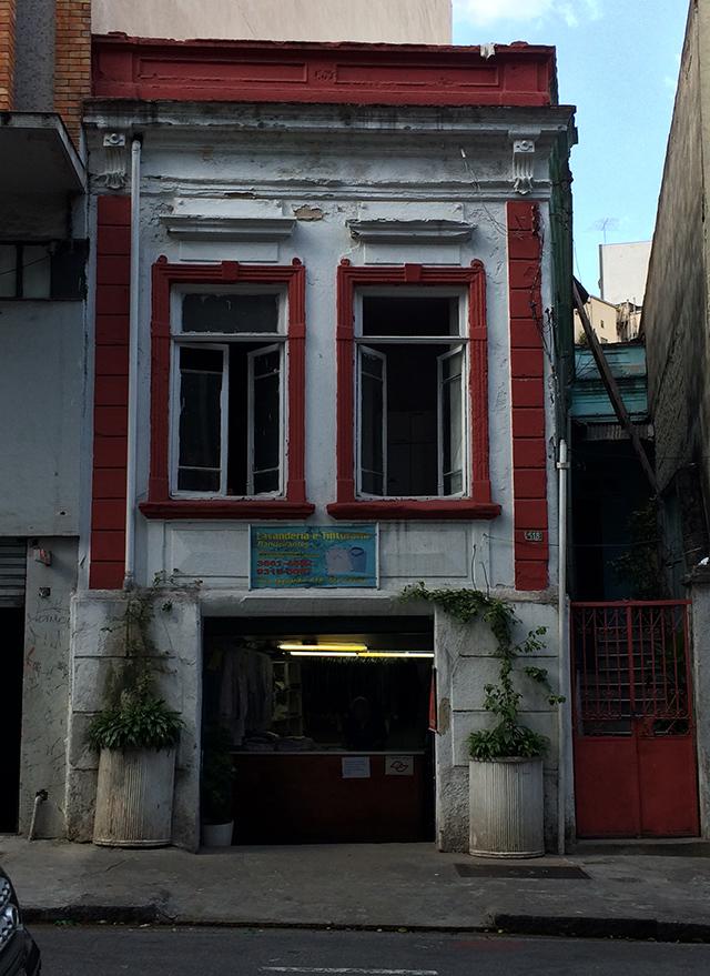 Rua Jaguaribe, Santa Cecília