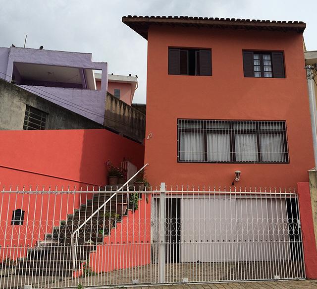Rua Diógenes de Lima, Santa Terezinha
