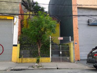 Sobrado – Rua Alexandrino Pedroso, 360