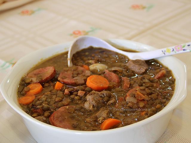 Um delicioso prato típico da culinária paulista (clique para ampliar)