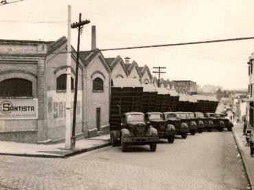 A Bunge e sua relação com São Paulo no início do século 20