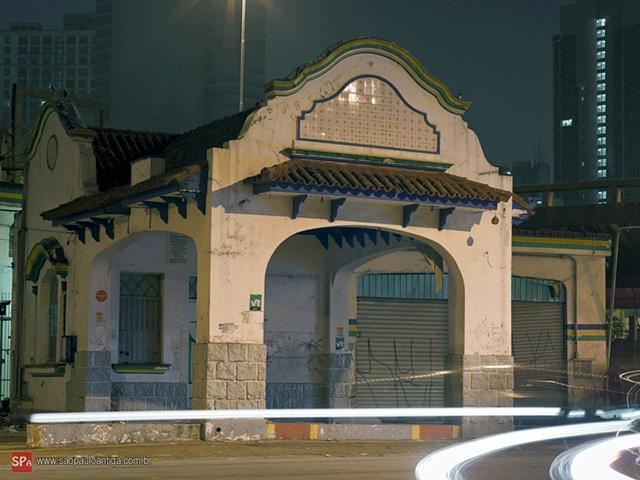 Auto Posto Belo Car, demolido em 2011 (clique na foto para ampliar)