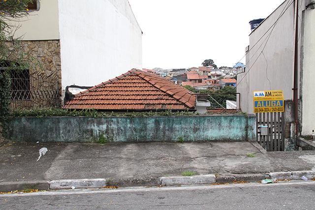 exemplo de casario antigo da avenida Santana (clique na foto para ampliar)