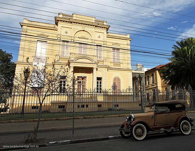 Museu da Energia de São Paulo, na Alameda Cleveland (clique para ampliar)