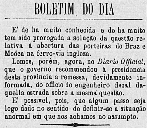 Correio Paulistano 16/10/1884