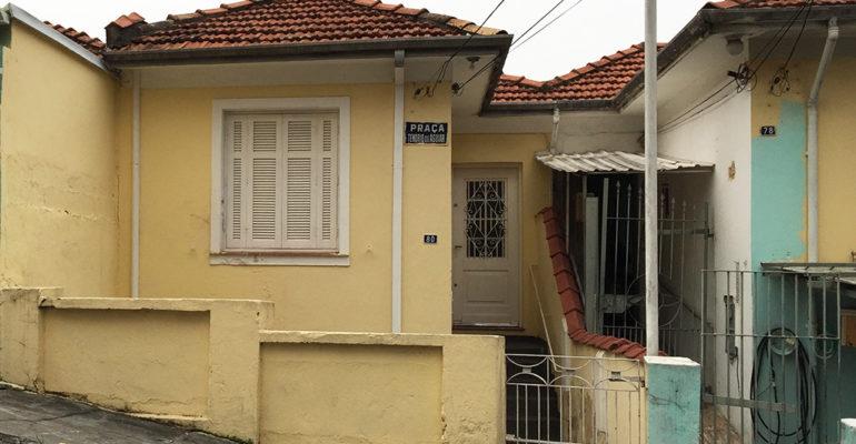 Casa – Praça Tenório de Aguiar