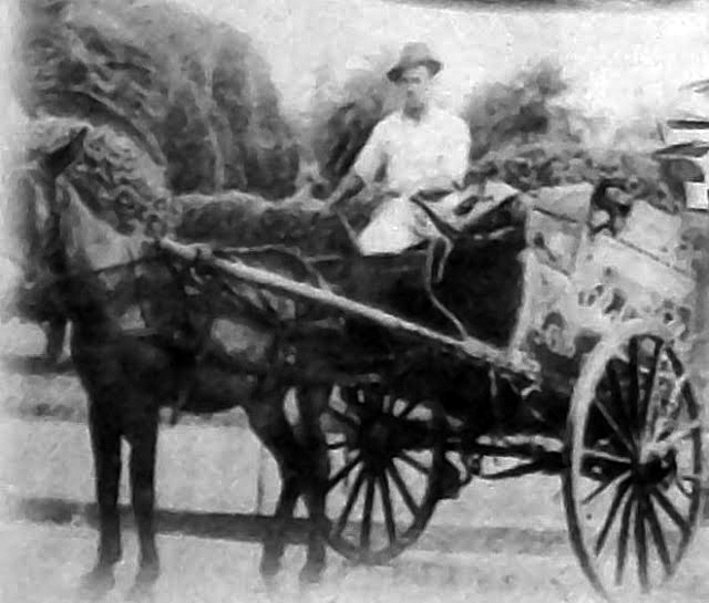 Na foto, Joaquim Maria de Almeida em meados dos anos 30