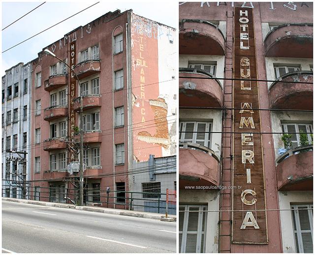 Hotel Sul América em 2005 (clique na foto para ampliar)