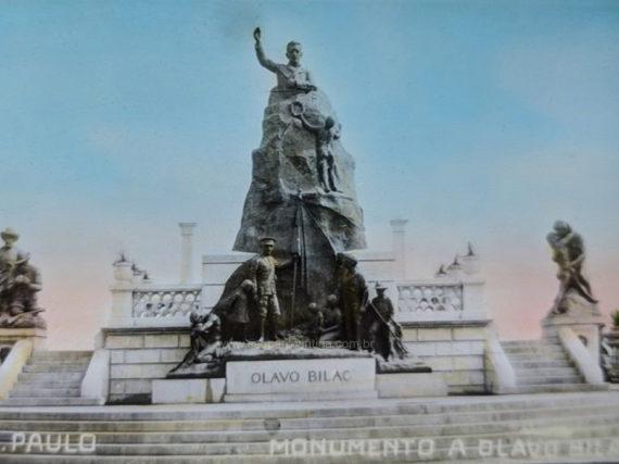 Monumento a Olavo Bilac