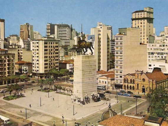 Monumento a Duque de Caxias