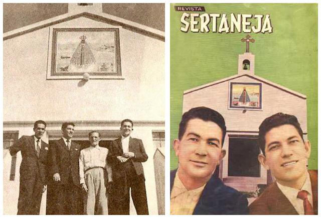 Interior e capa da Revista Sertaneja - Ano 2 nº 18 - outubro de 1959