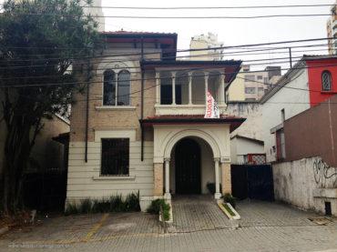 Casarão – Avenida Brigadeiro Luis Antônio, 2896