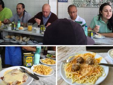 Sabores de São Paulo: Restaurante Ita