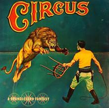 Leões eram frequentes em circos