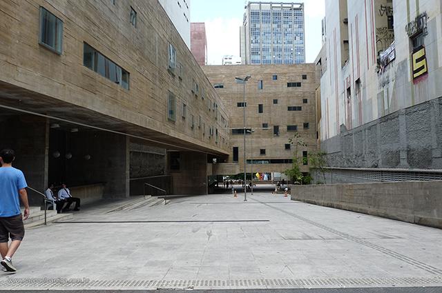 a área do Recanto Monteiro Lobato atualmente (clique na foto para ampliar)
