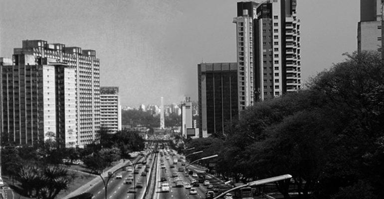 Avenida 23 de Maio – 1985 & 2015