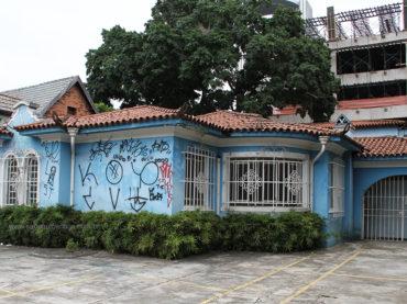 Casa Demolida – Avenida Rebouças, 2600