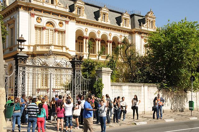 Palácio Campos Elíseos
