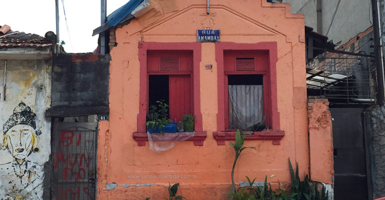 Casa Antiga – Rua Amambai, 45