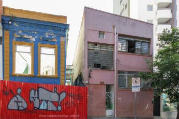 Casa Antiga – Rua Jaguaribe