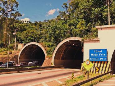 Deputado altera nome do Túnel da Mata Fria