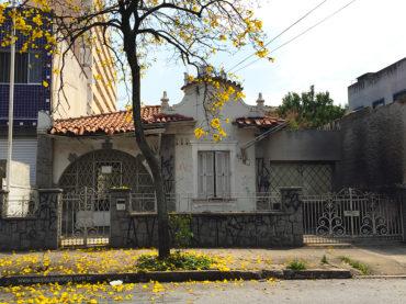 Casa Antiga – Rua Coriolano, 366