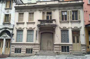 Antiga residência da Família Remo Capobianco