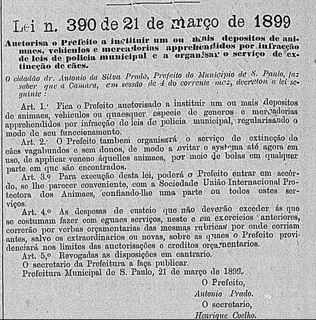 Reprodução: Correio Paulistano