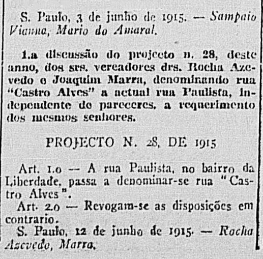 Correio Paulistano 16/06/1915