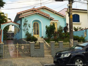 Casa – Rua Harmonia
