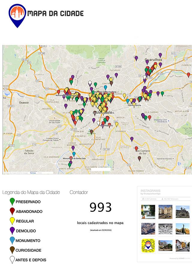 Mapa da Cidade – www.mapadacidade.com
