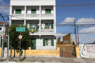 Edifício – Avenida Paes de Barros, 1740
