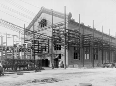 Os 117 anos da primeira subestação de energia de São Paulo