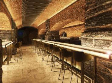 Arcos será o novo bar no subsolo do Theatro Municipal