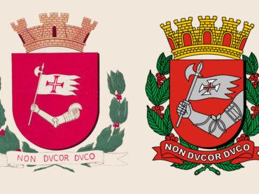 A história do brasão da Cidade de São Paulo