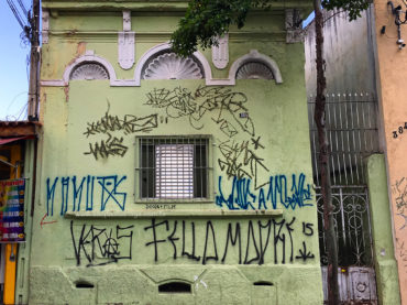 Casa Antiga – Rua Ipanema