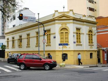 Casa – Alameda Nothmann, 563