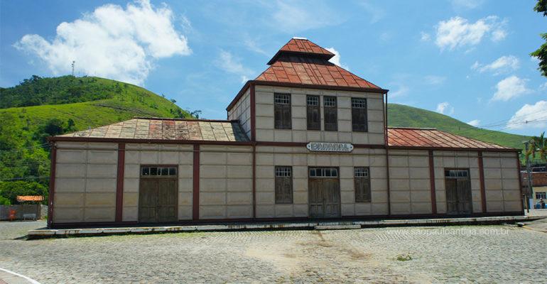 Estação Ferroviária de Bananal