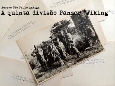 As fotografias da Quinta Divisão Panzer ˝Wiking˝