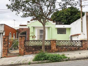 Casa Antiga – Rua Jacuipe