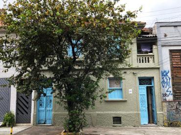 Sobrado – Rua Porto Seguro