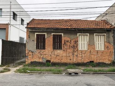 Casa Antiga – Rua Benedito Campos de Morais