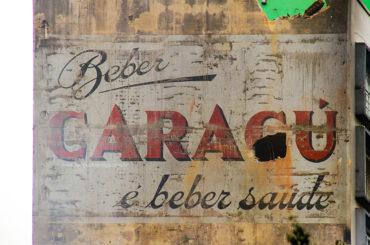 Beber Caracu é Beber Saúde