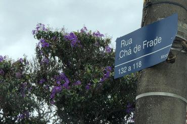 Rua Chá de Frade
