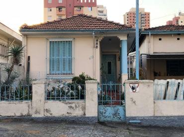 Casa – Rua Anália Franco