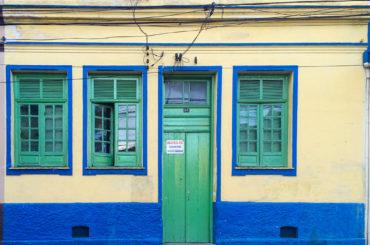 Casa – Rua Saldanha Marinho