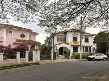 Casarões da Praça Garcia Redondo