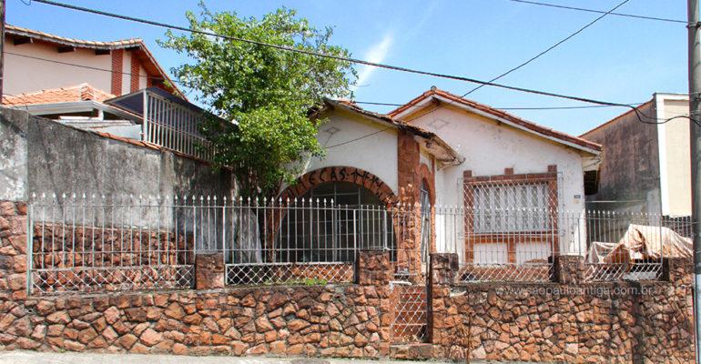 Casa da Rua Ouro Grosso